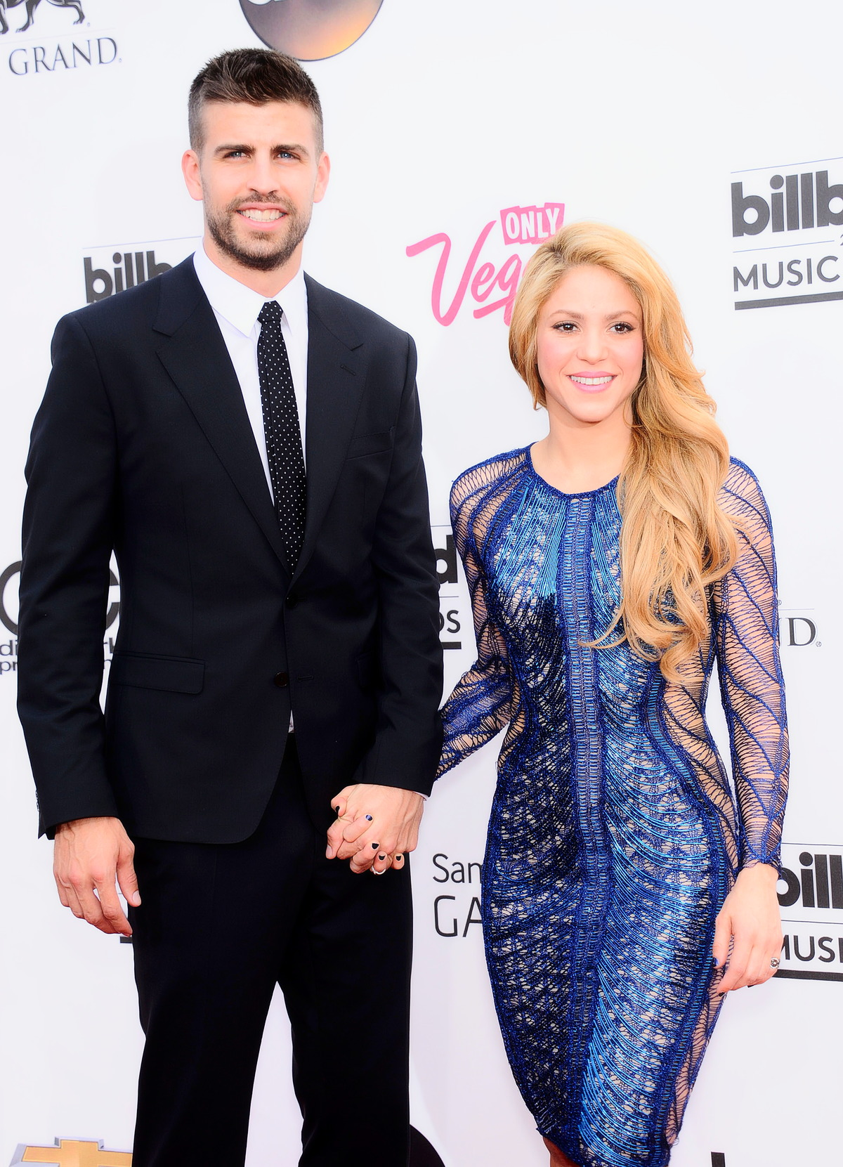 Gerard Pique und Shakira